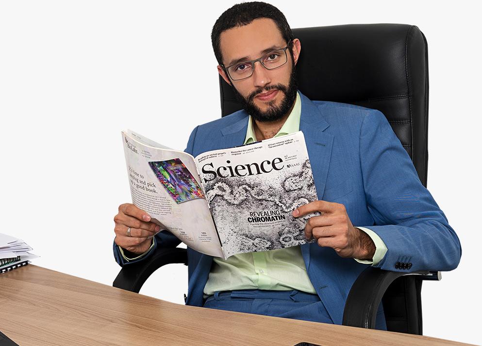 Генеральный директор и научный руководитель